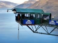 Asisbiz Bungy jumping sky swing Queenstown South Island New Zealand 11