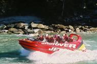Asisbiz Shotover Jet boat Shotover River South Island New Zealand 03