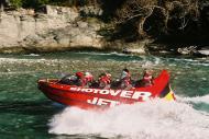 Asisbiz Shotover Jet boat Shotover River South Island New Zealand 05