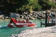 Asisbiz Shotover Jet boat Shotover River South Island New Zealand 06
