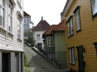 Asisbiz Bryggen Tyskebryggen UNESCO Site Bergen Norway 04