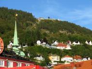 Asisbiz Bryggen Tyskebryggen UNESCO Site Bergen Norway 14
