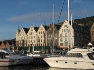 Asisbiz Bryggen Tyskebryggen harbor Bergen Norway 03