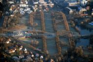 Asisbiz Aerial shot Flicker Vigeland Sculpture Oslo Norway 01