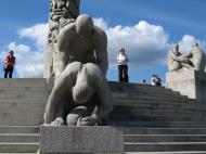 Asisbiz Vigeland Sculpture Park statues Oslo Norway 02