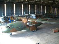 Asisbiz PNG Defence Force Hangar Jacksons Airport Sep 2002 03