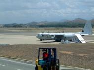 Asisbiz PNG Jacksons International Airport RAAF 66 Hercules Sep 2002 02