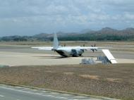 Asisbiz PNG Jacksons International Airport RAAF 66 Hercules Sep 2002 03