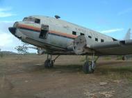 Asisbiz Port Moresby C 47 Air Niugini N55894 abandoned Sep 2002 01