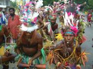 Asisbiz PNG Port Morseby villagers tribal dance Sep 2002 04