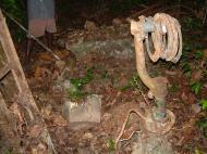 Asisbiz PNG Wreck Hunting P 39 Aircobra crash site Nov 2002 09