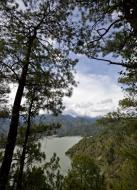 Asisbiz Ambuklao Dam Reservoir mountains of Bokod Benguet province Philippines Aug 2011 01
