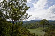 Asisbiz Ambuklao Dam Reservoir mountains of Bokod Benguet province Philippines Aug 2011 03