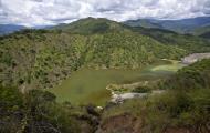 Asisbiz Ambuklao Dam Reservoir mountains of Bokod Benguet province Philippines Aug 2011 06