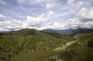 Asisbiz Ambuklao Dam Reservoir mountains of Bokod Benguet province Philippines Aug 2011 07