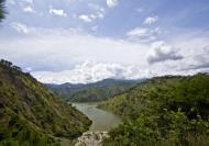 Asisbiz Ambuklao Dam Reservoir mountains of Bokod Benguet province Philippines Aug 2011 09