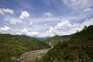 Asisbiz Ambuklao Dam contributaries and mountains of Bokod Benguet province Philippines Aug 2011 01