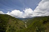 Asisbiz Ambuklao Dam contributaries and mountains of Bokod Benguet province Philippines Aug 2011 03