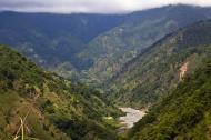 Asisbiz Ambuklao Dam contributaries and mountains of Bokod Benguet province Philippines Aug 2011 05
