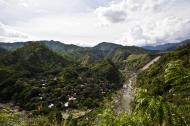 Asisbiz Ambuklao Dam hydroelectric plant mountains of Bokod Benguet province Philippines Aug 2011 01