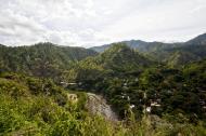Asisbiz Ambuklao Dam hydroelectric plant mountains of Bokod Benguet province Philippines Aug 2011 02