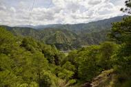 Asisbiz Ambuklao Dam hydroelectric plant mountains of Bokod Benguet province Philippines Aug 2011 03