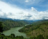 Asisbiz Ambuklao Dam reservoir and Angno River Benguet province Philippines Aug 2011 01