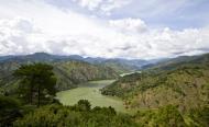 Asisbiz Ambuklao Dam reservoir and Angno River Benguet province Philippines Aug 2011 02