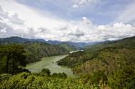 Asisbiz Ambuklao Dam reservoir and Angno River Benguet province Philippines Aug 2011 03