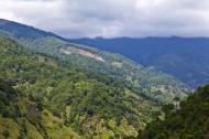 Asisbiz Benguet Nueva Vizcaya Rd mountain views of Bokod Benguet province Philippines Aug 2011 07