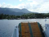 Asisbiz Approaching Balatero wharf the Balatero Ferry Oriental Mindoro Philippines 01