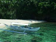 Asisbiz Indigenous boats banca Barracuda BAT5016565 Boquete Island Oriental Mindoro Philippines 01