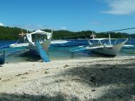 Asisbiz Indigenous boats banca Birhen Maria BAT5000305 Puerto Galera Boquete Island 01