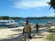 Asisbiz Indigenous boats banca John Damiel 2 Mindoro Puerto Galera Boquete Island 01