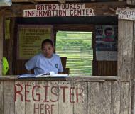 Asisbiz Banaue Batad Rice Terraces tourist information center Ifugao Province Philippines Aug 2011 04