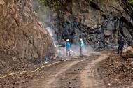 Asisbiz Banaue Mayoyao Aguinaldo Potia Ramon road repairs and construction Aug 2011 01
