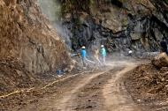 Asisbiz Banaue Mayoyao Aguinaldo Potia Ramon road repairs and construction Aug 2011 02
