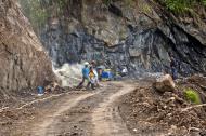 Asisbiz Banaue Mayoyao Aguinaldo Potia Ramon road repairs and construction Aug 2011 03