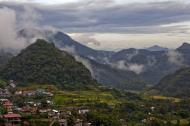 Asisbiz Banaue town hill top views Ifugao Province Philippines Aug 2011 01