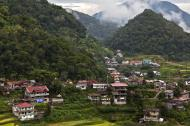 Asisbiz Banaue town hill top views Ifugao Province Philippines Aug 2011 02