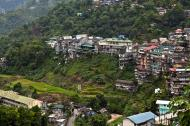 Asisbiz Banaue town hill top views Ifugao Province Philippines Aug 2011 04