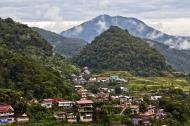 Asisbiz Banaue town hill top views Ifugao Province Philippines Aug 2011 07