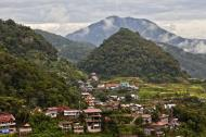 Asisbiz Banaue town hill top views Ifugao Province Philippines Aug 2011 08