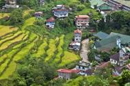 Asisbiz Banaue town hill top views Ifugao Province Philippines Aug 2011 11