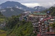Asisbiz Banaue town hill top views Ifugao Province Philippines Aug 2011 14