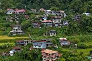 Asisbiz Banaue town hill top views Ifugao Province Philippines Aug 2011 16