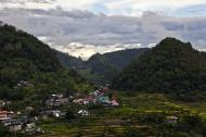 Asisbiz Banaue town hill top views Ifugao Province Philippines Aug 2011 19