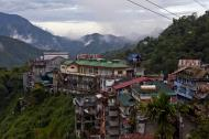 Asisbiz Banaue town hill top views Ifugao Province Philippines Aug 2011 20