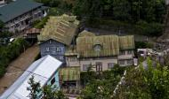 Asisbiz Banaue town hill top views Ifugao Province Philippines Aug 2011 22