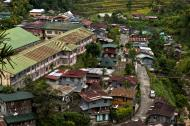Asisbiz Banaue town hill top views Ifugao Province Philippines Aug 2011 24